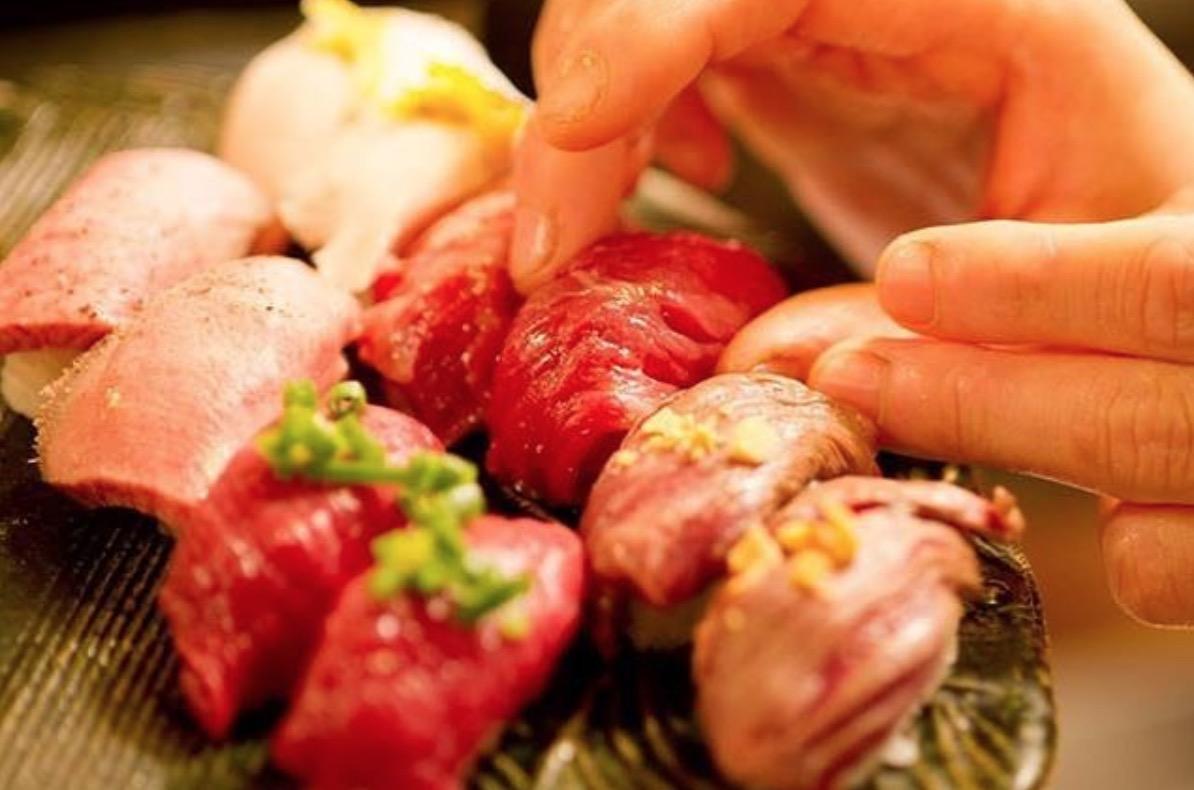 【熊本市中央区】肉寿司のテイクアウト情報!馬肉・牛肉・鶏肉の豪華肉寿司!!