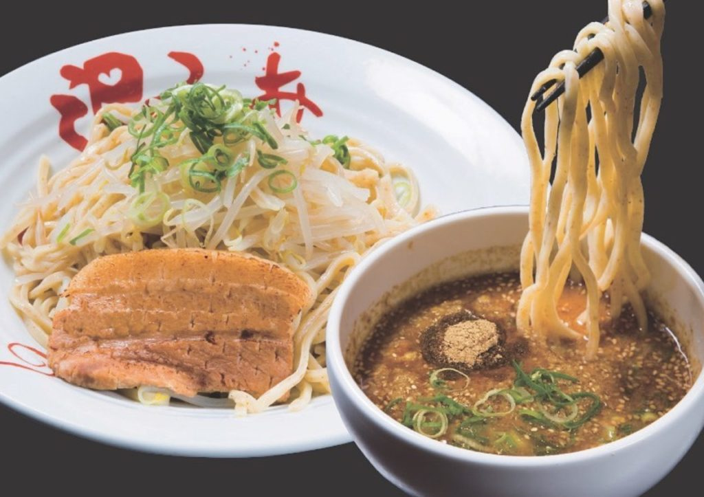 濃厚魚介つけ麺