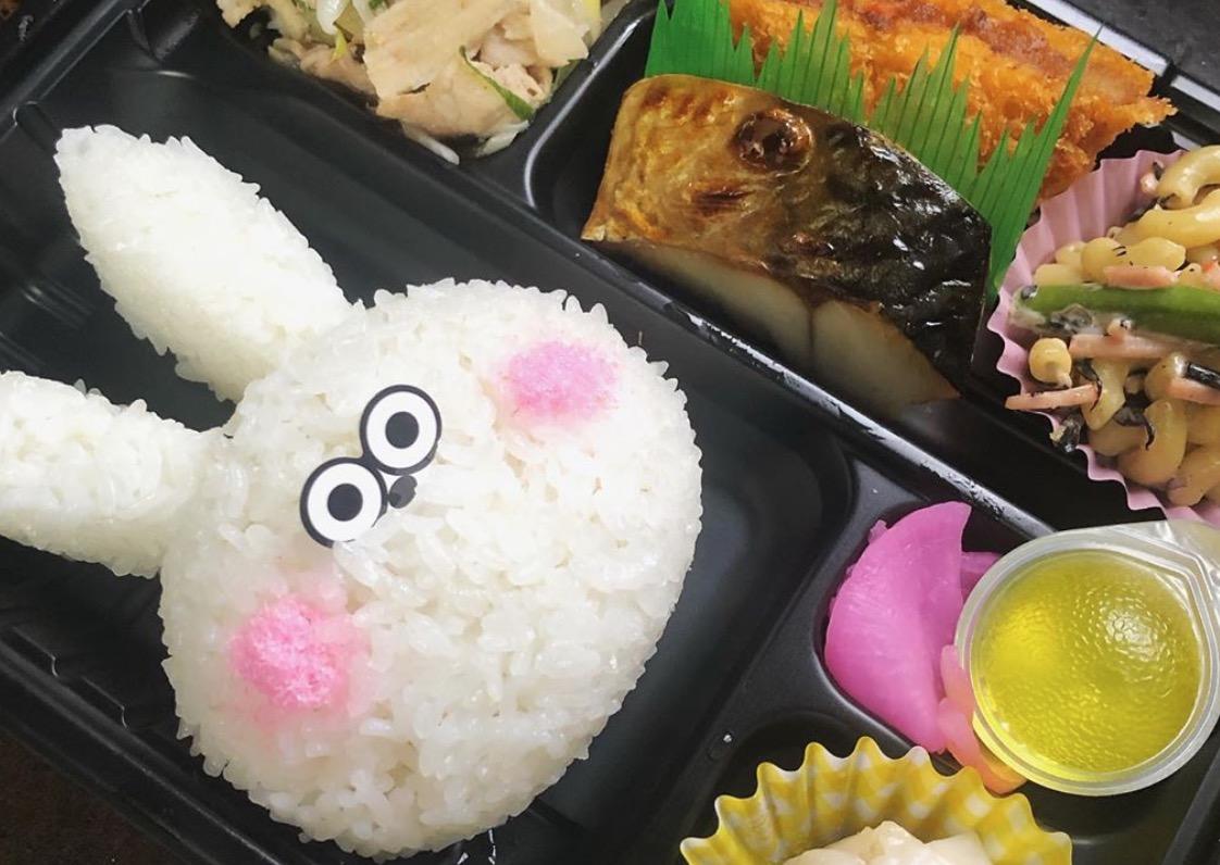 【熊本市中央区】弁当の信長のテイクアウト&デリバリー情報!お子様も嬉しいとってもカワイイお弁当!!