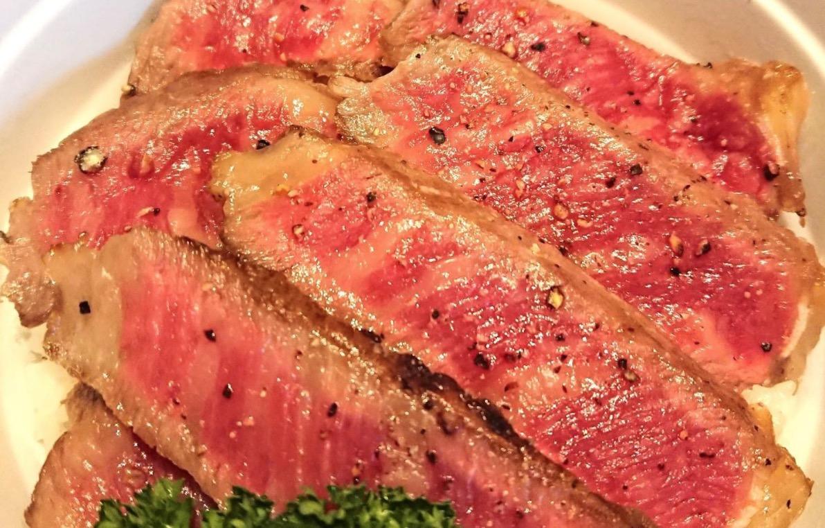 【熊本市中央区】Fam Oriental Bistro Cafeのテイクアウト情報!黒毛和牛を使ったステーキ丼!!
