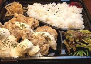九州産ハーブ鶏のチキン南蛮弁当