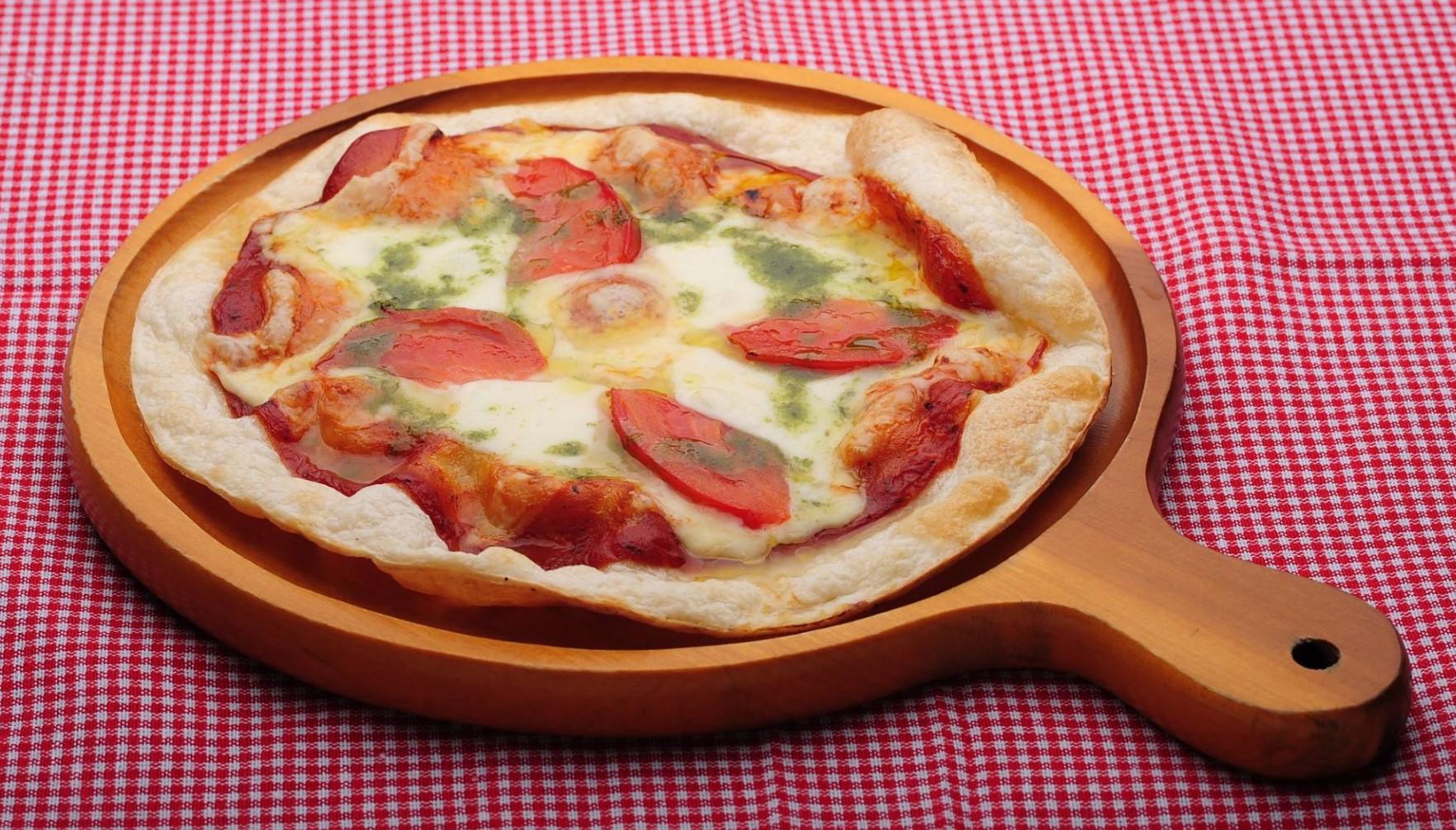 【熊本市北区植木】ITALIAN STYLE TAO CAFE 植木本店のテイクアウト情報!もっちり生地が美味しいピザ