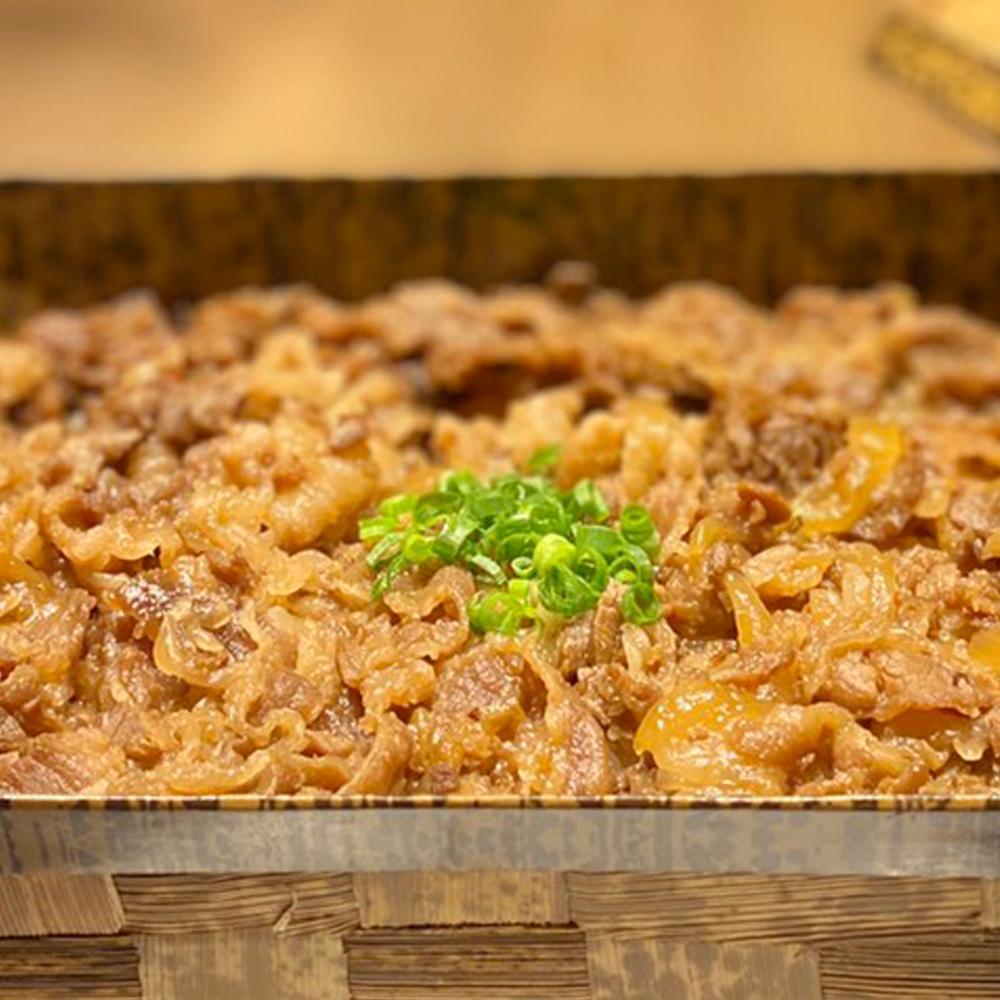 焼肉丼のアタマ