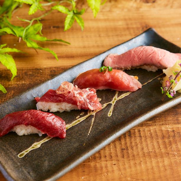 豪華肉寿司