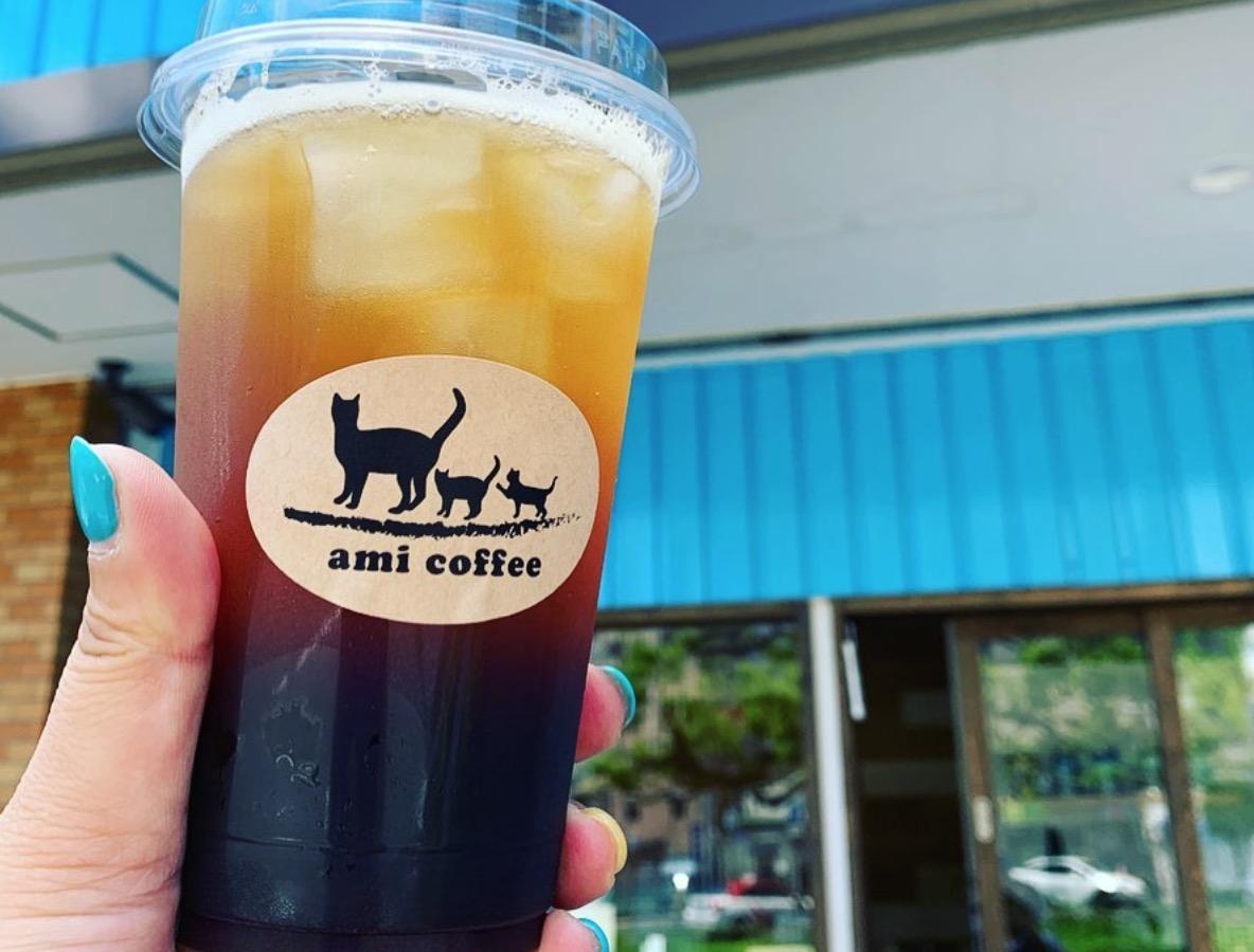 【熊本市中央区】ami coffeeのテイクアウト情報!カフェのワンコインワンプレートランチ♪