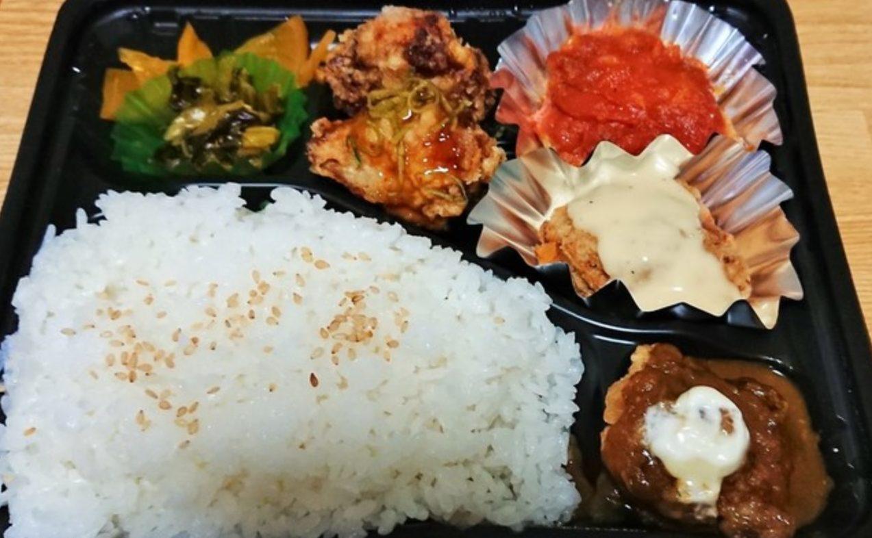 【熊本市中央区下通り】たこ焼き 銀兵衛のテイクアウト情報!たこ焼き屋だけど、弁当もマジウマい!!