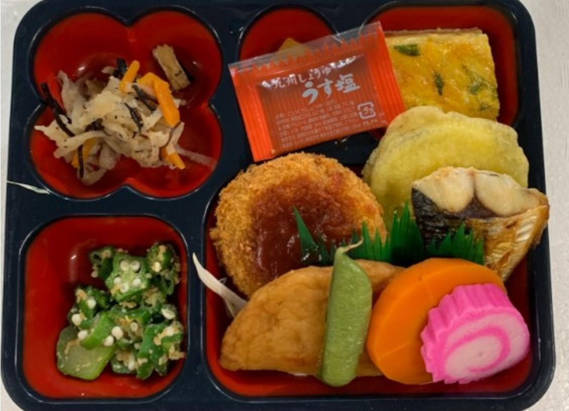 【熊本市北区龍田】味民のテイクアウト情報!定食屋のお弁当を持ち帰り~