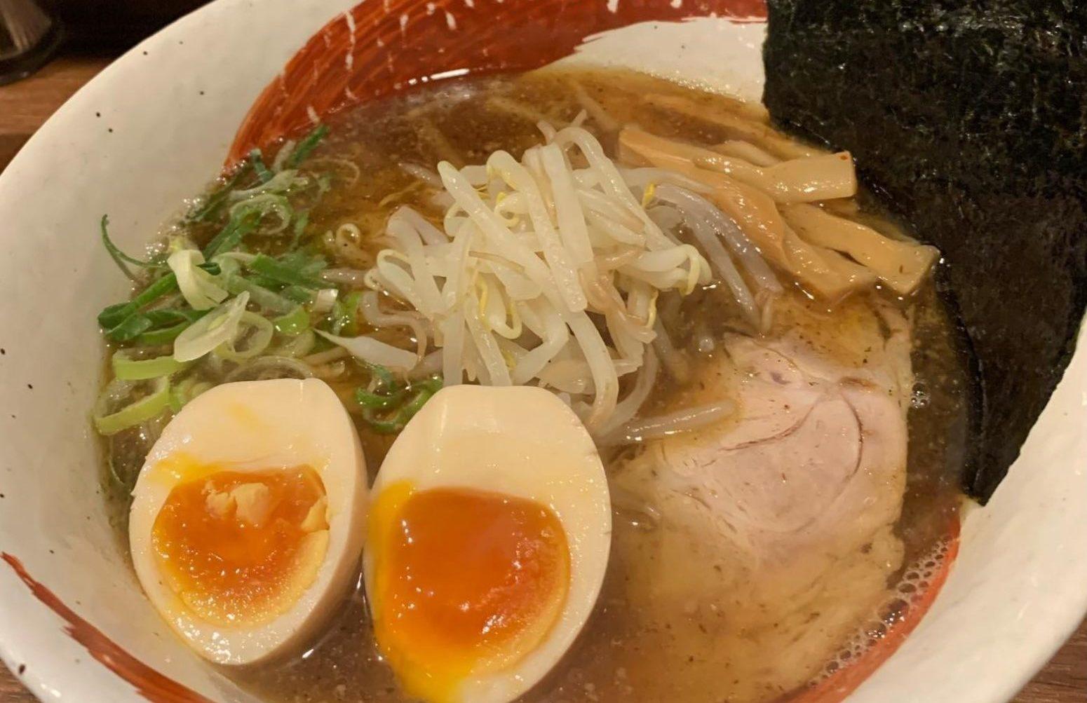 【熊本市中央区下通り】麺屋 宗運のテイクアウト情報!お店で人気の魚介系醤油とんこつラーメンもお持ち帰り~