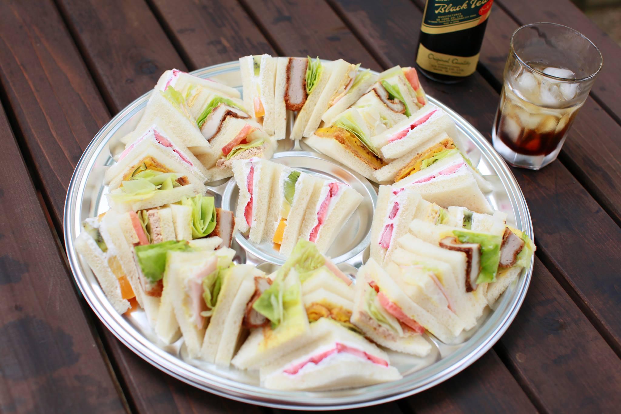 【熊本市中央区】サンド屋のテイクアウト情報!20種類の中から選べる手作りサンドイッチ!!