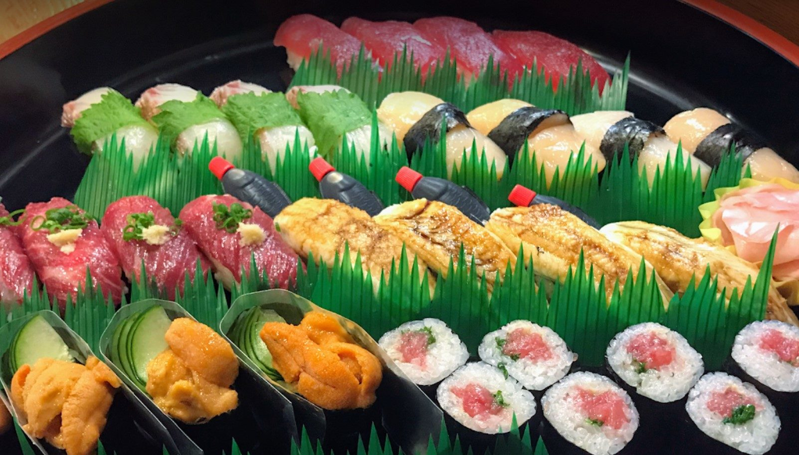【熊本市南区出仲間】双葉寿司のテイクアウト情報!お寿司や馬刺し、トン足と一品料理も多数あるよ!