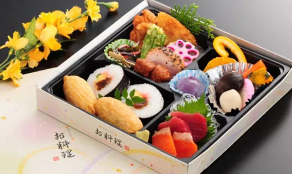 【熊本市北区植木】秀寿司のテイクアウト情報!総合仕出し・出前専門店!行楽弁当やオードブルなどあるよ!