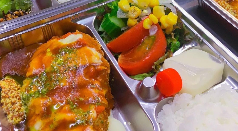 【熊本県山鹿市】ビストロ蛮のテイクアウト情報!洋食屋さんのお弁当!