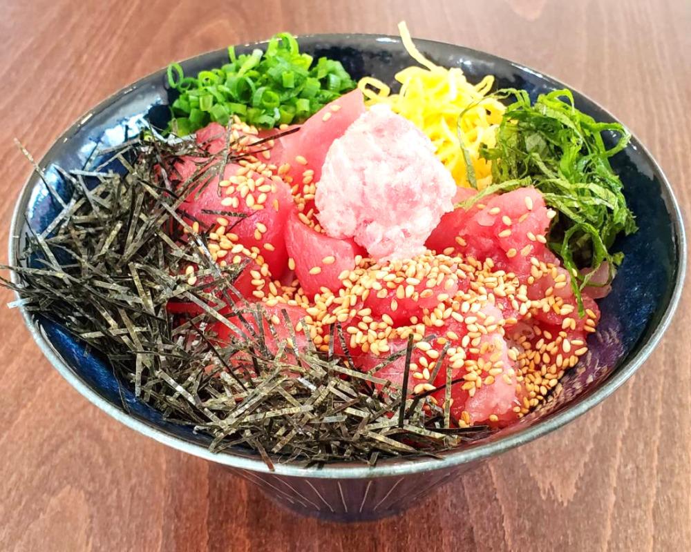 【熊本市中央区】合格屋のテイクアウト情報!朝採れの新鮮な海鮮丼!!